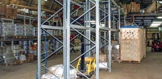 Хранение мебели на складе